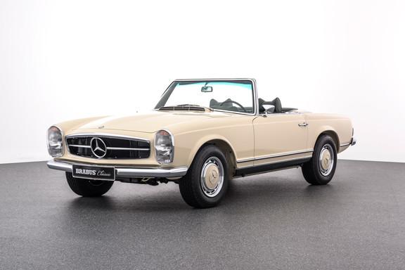 280 SL Pagoda - Classic Cars - BRABUS