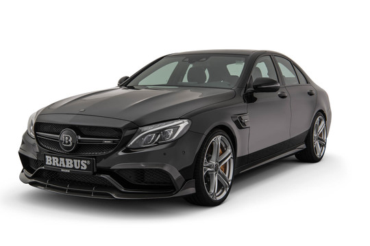 BRABUS Carbon Package Body