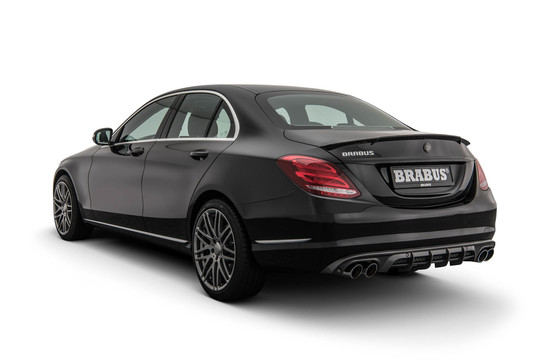 BRABUS PUR-R-RIM Package Body & Sound