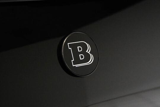 BRABUS emblem on trunk lid or hatch