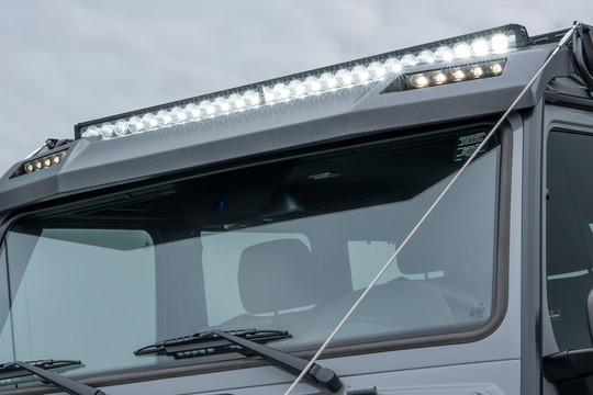 Anschlusssatz Serien-Tagfahrleuchten Serien-Dachspoilers