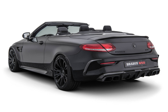 Carbon rear fascia inserts glossy