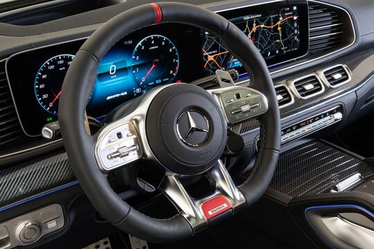 Leather steering wheel impact absorber