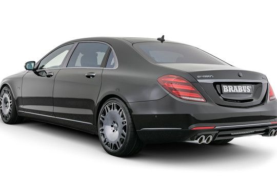 BRABUS Package Body & Sound