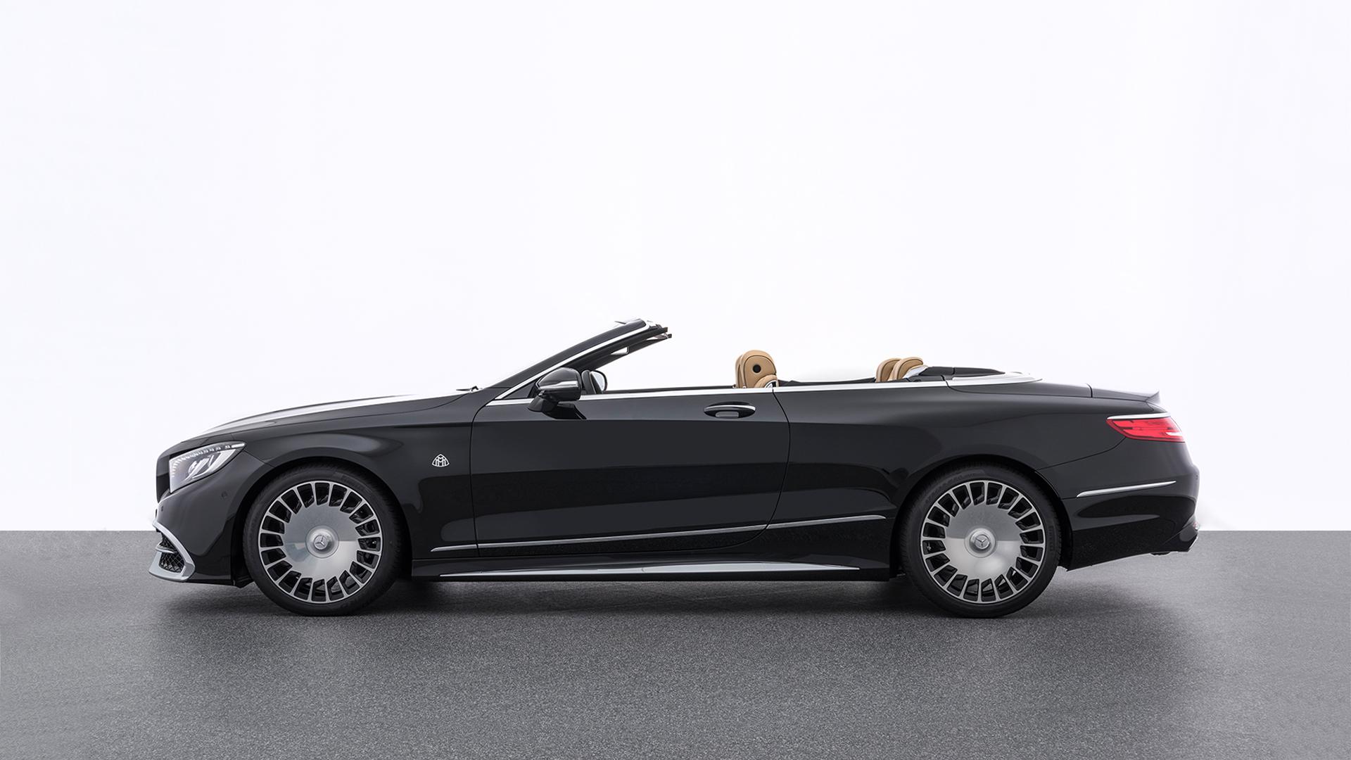 Mercedes-Maybach 650 Cabriolet