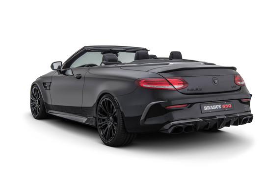 BRABUS Carbon Body & Sound Package