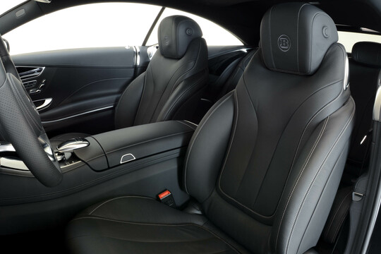 BRABUS Fine Leather Interior