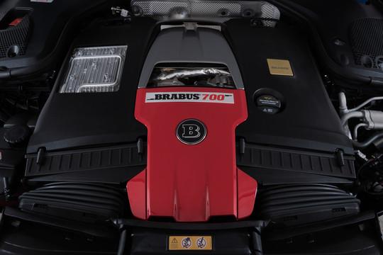 PowerXtra B40-700 – E63 S