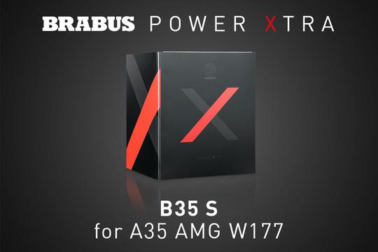 PowerXtra B35 S - AMG A 35