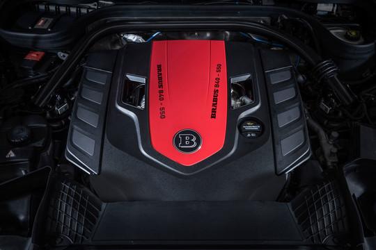 PowerXtra B40S-550 - G 500