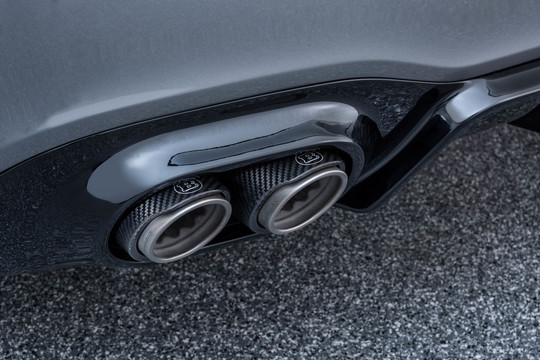 Sports exhaust