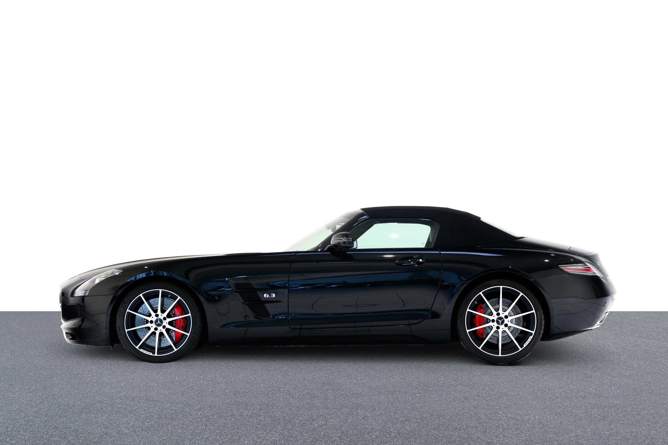 Mercedes-Benz SLS AMG Roadster GT