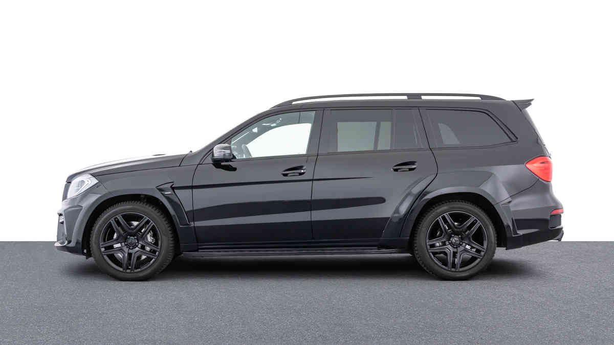 Mercedes-AMG GL 63 4MATIC