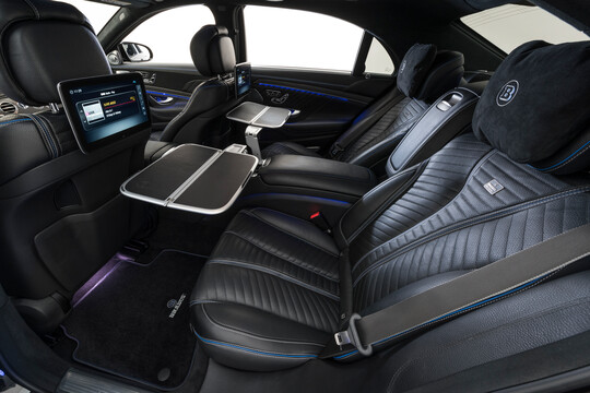 Basic Package: Leather Interior