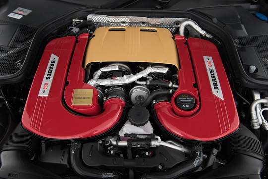 PowerXtra B40S-650 Facelift