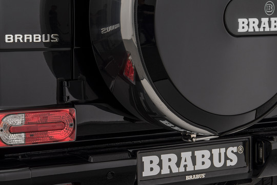 BRABUS Brand Package Exterior