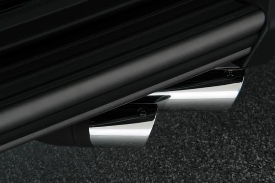 Auspuff Endrohr – G350 d