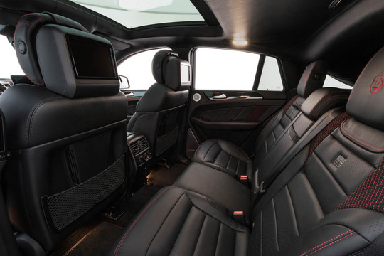 Completion Package: Leather Headliner