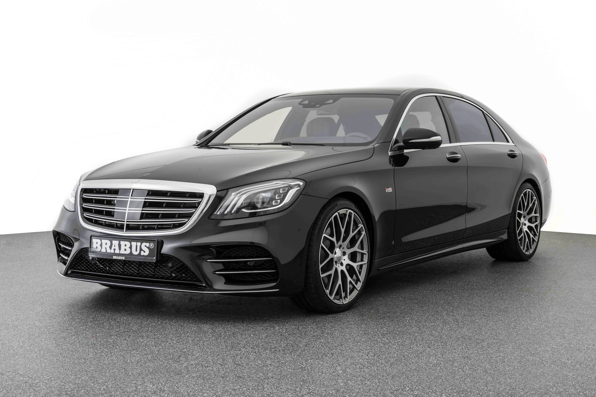 Mercedes brabus s 550