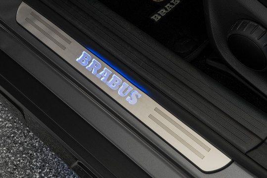 BRABUS entrance panels