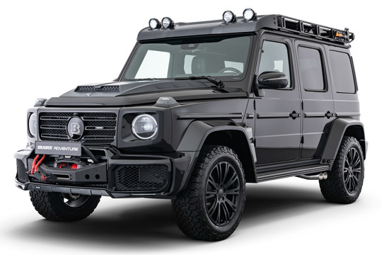 BRABUS ADVENTURE PACKAGE