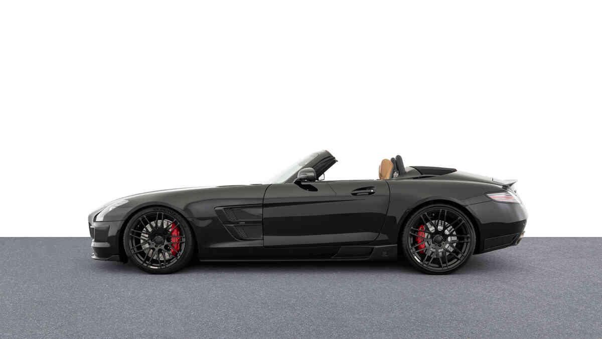 Mercedes-Benz SLS GT Roadster