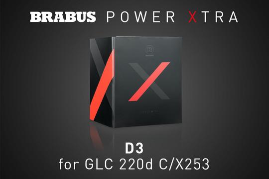 PowerXtra D3 – GLC220d