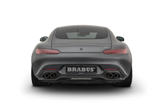 BRABUS Carbon Sound Package