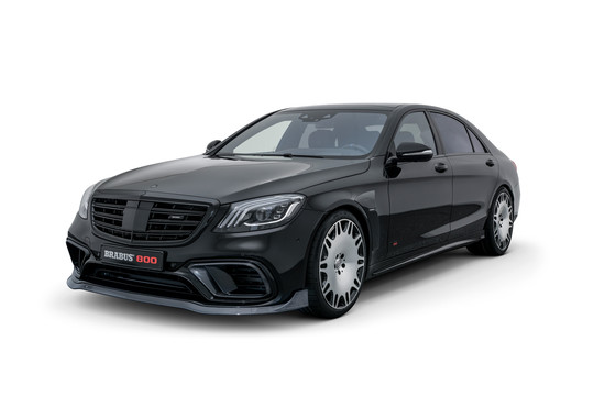 BRABUS PUR-R-RIM PACKAGE BODY