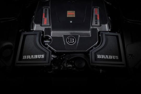 BRABUS Rocket 900 increased-displacement engine