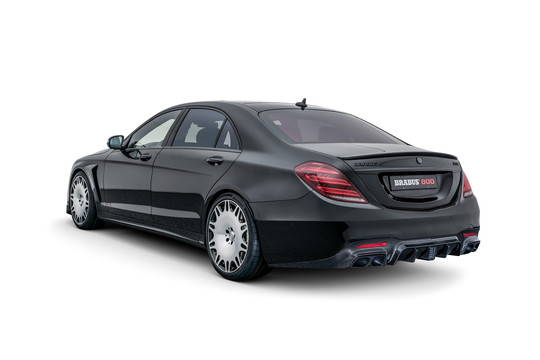 BRABUS CARBON PACKAGE BODY & SOUND
