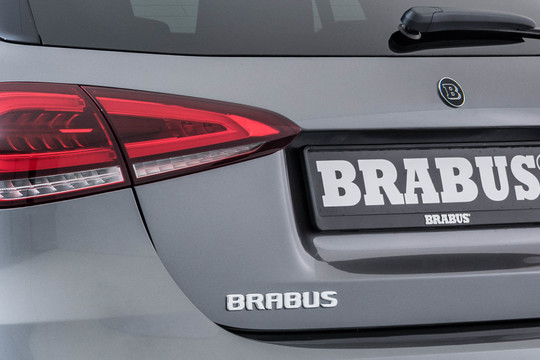 BRABUS Brand Package Exterieur