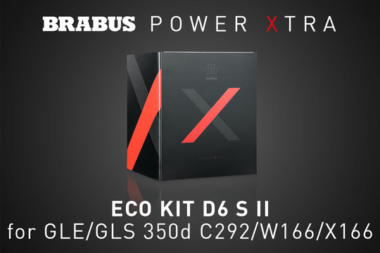 ECO PowerXtra Kit D6 S II