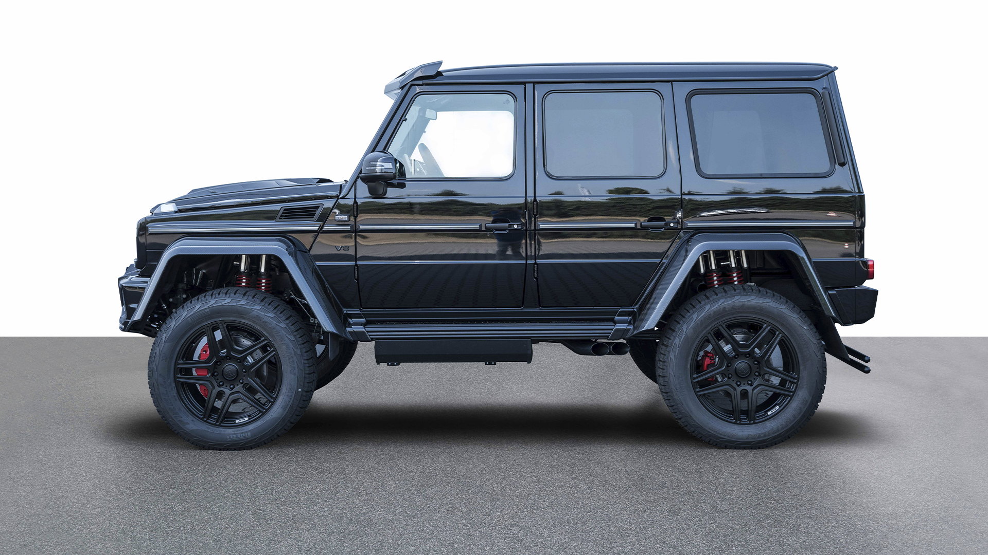 BRABUS 550