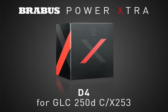 PowerXtra D4 – GLC250d
