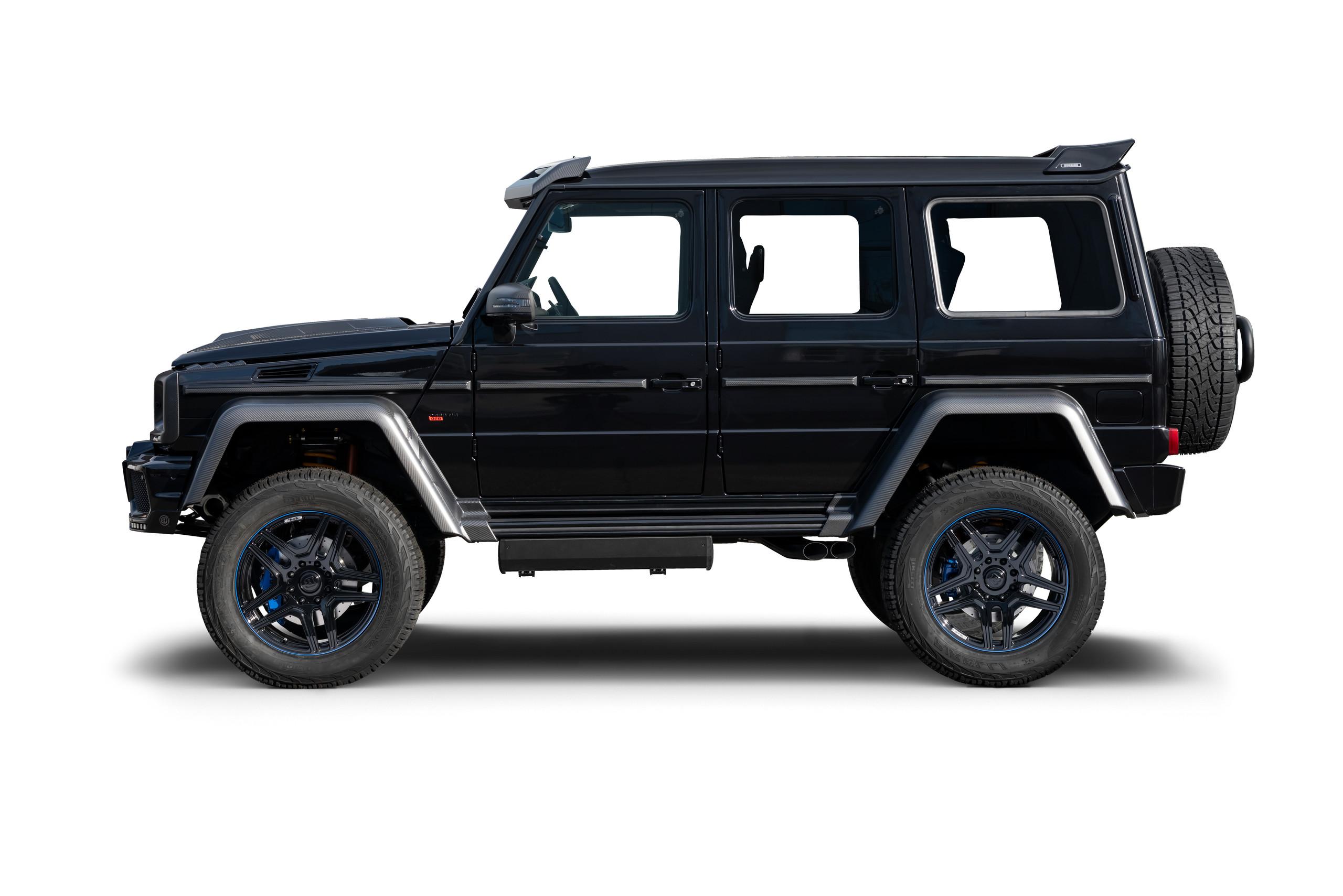 BRABUS 850 4x4²