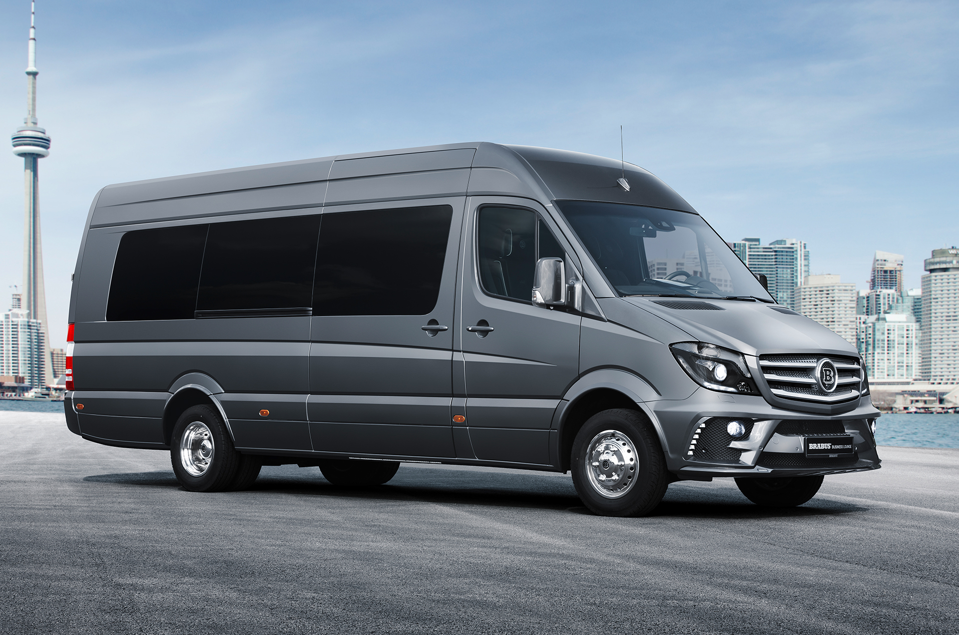 BRABUS Business Lounge for Sprinter