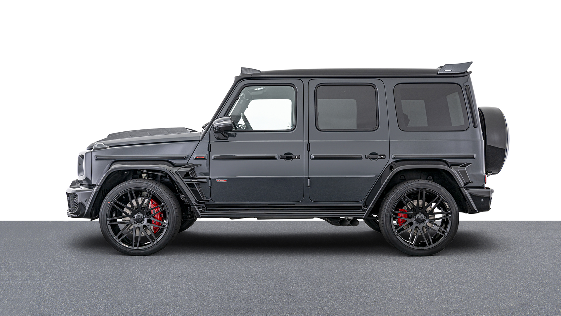 "BRABUS 800 LIMITED EDITION SHADOW - ""1 OF 10"""