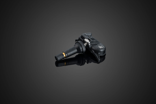RDK-Ventil schwarz eloxiert