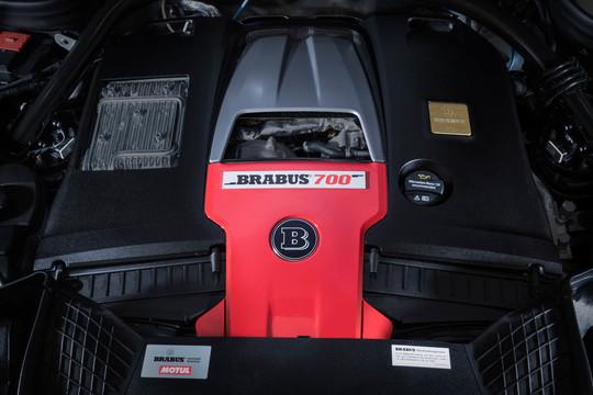 BRABUS PowerXtra B40-700