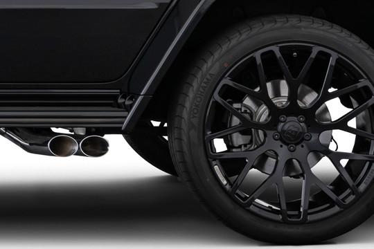 Sports exhaust diesel