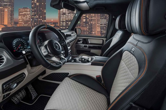 BRABUS Upper east side style interior