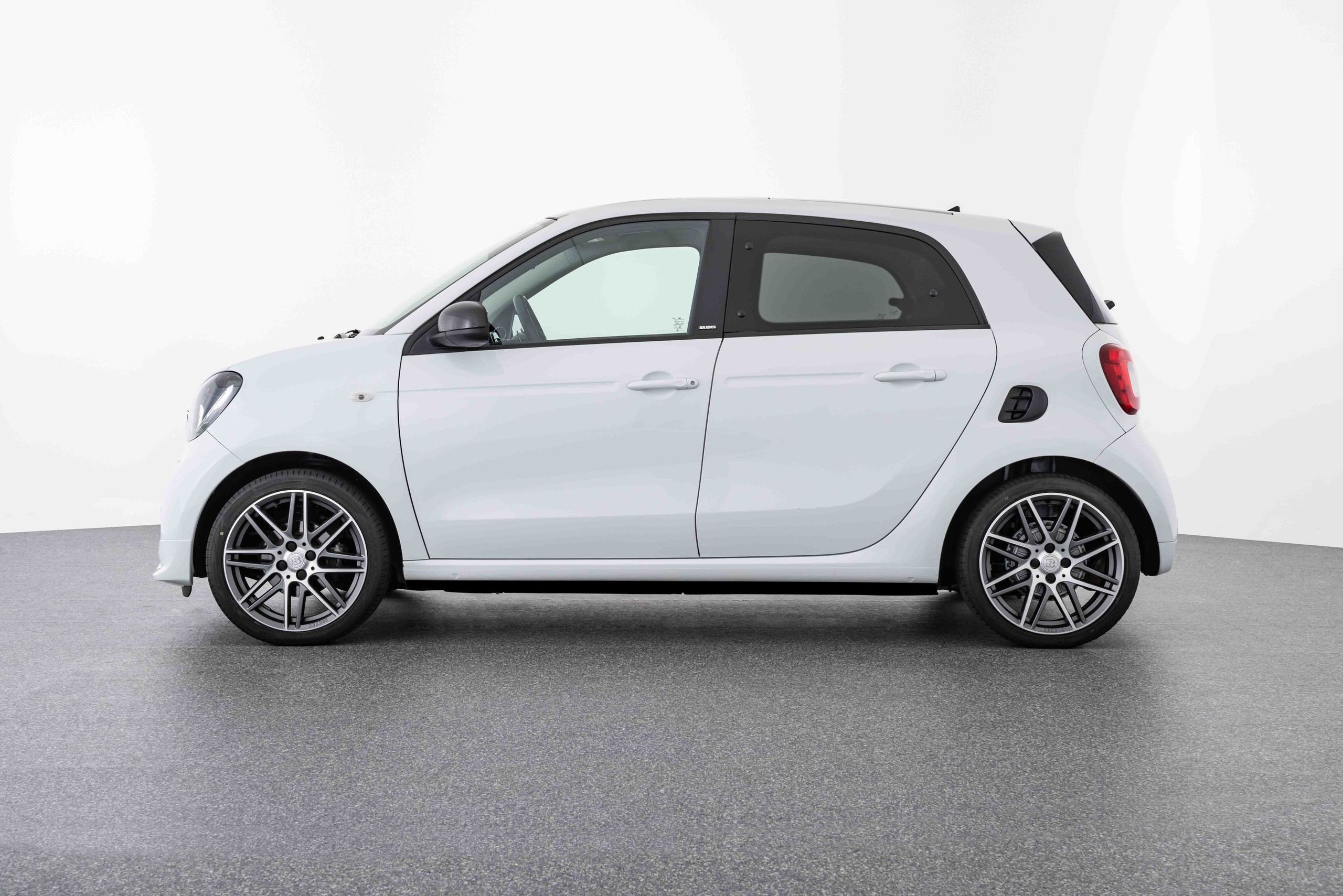 smart forfour - BRABUS Xclusive