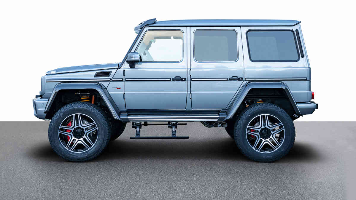 "BRABUS 700 4x4² Limited Edition ""1 of 10"""