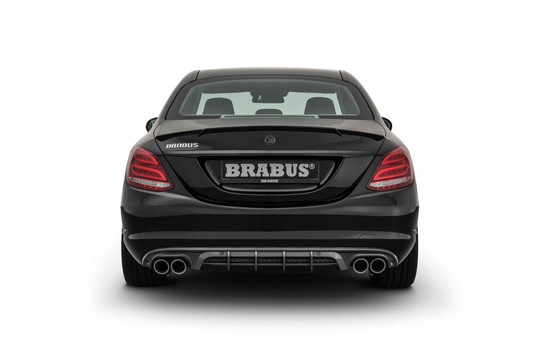 BRABUS PUR-R-RIM Package Sound
