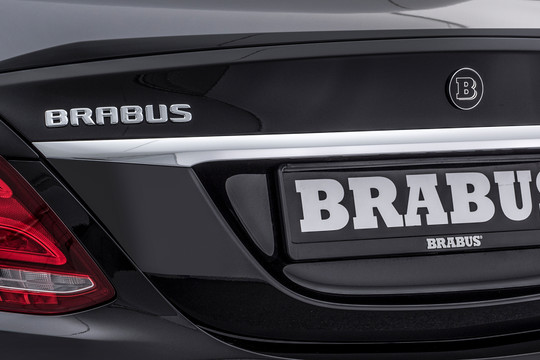 BRABUS Exterior Brand Package for C-Class