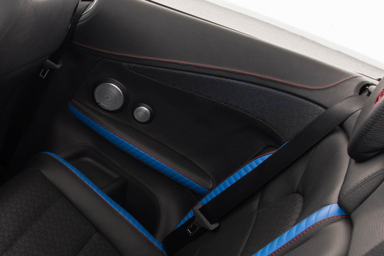 door covers  leather/alcantara
