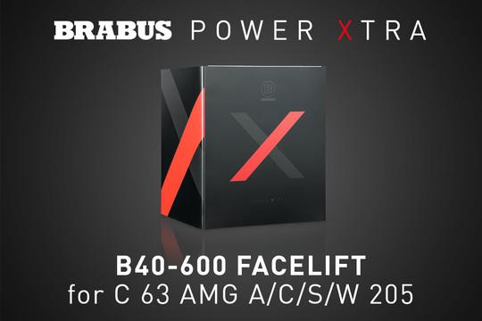 PowerXtra B40-600 Facelift