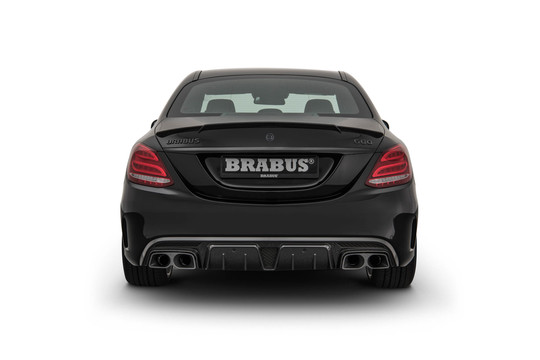 BRABUS Carbon Package Sound