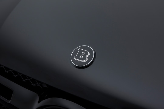 BRABUS Exterieur Brand Package